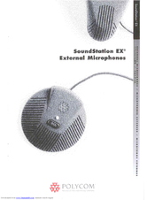polycom soundstation 2 ex manual pdf