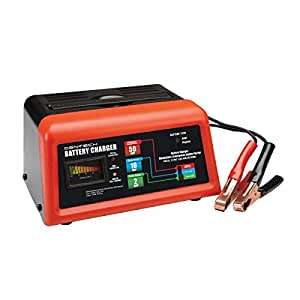 10 amp battery charger instructions