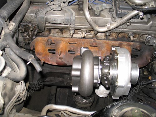 dts turbo fitting instructions 1hz