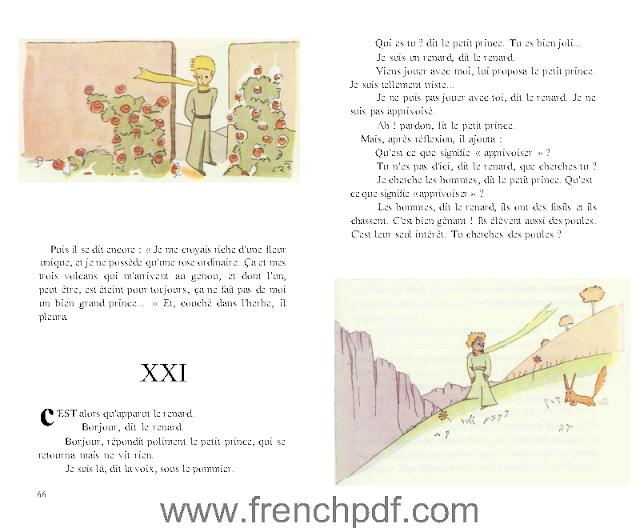 Le petit prince original pdf