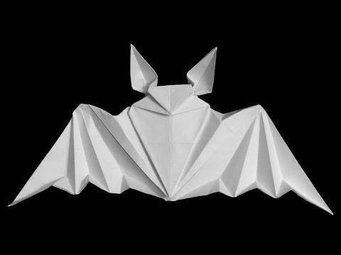 Origami bat instructions pdf