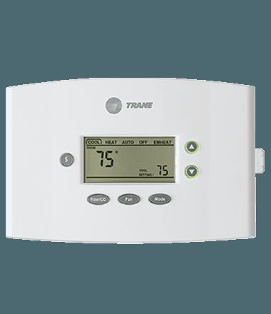 trane xl800 digital thermostat manual