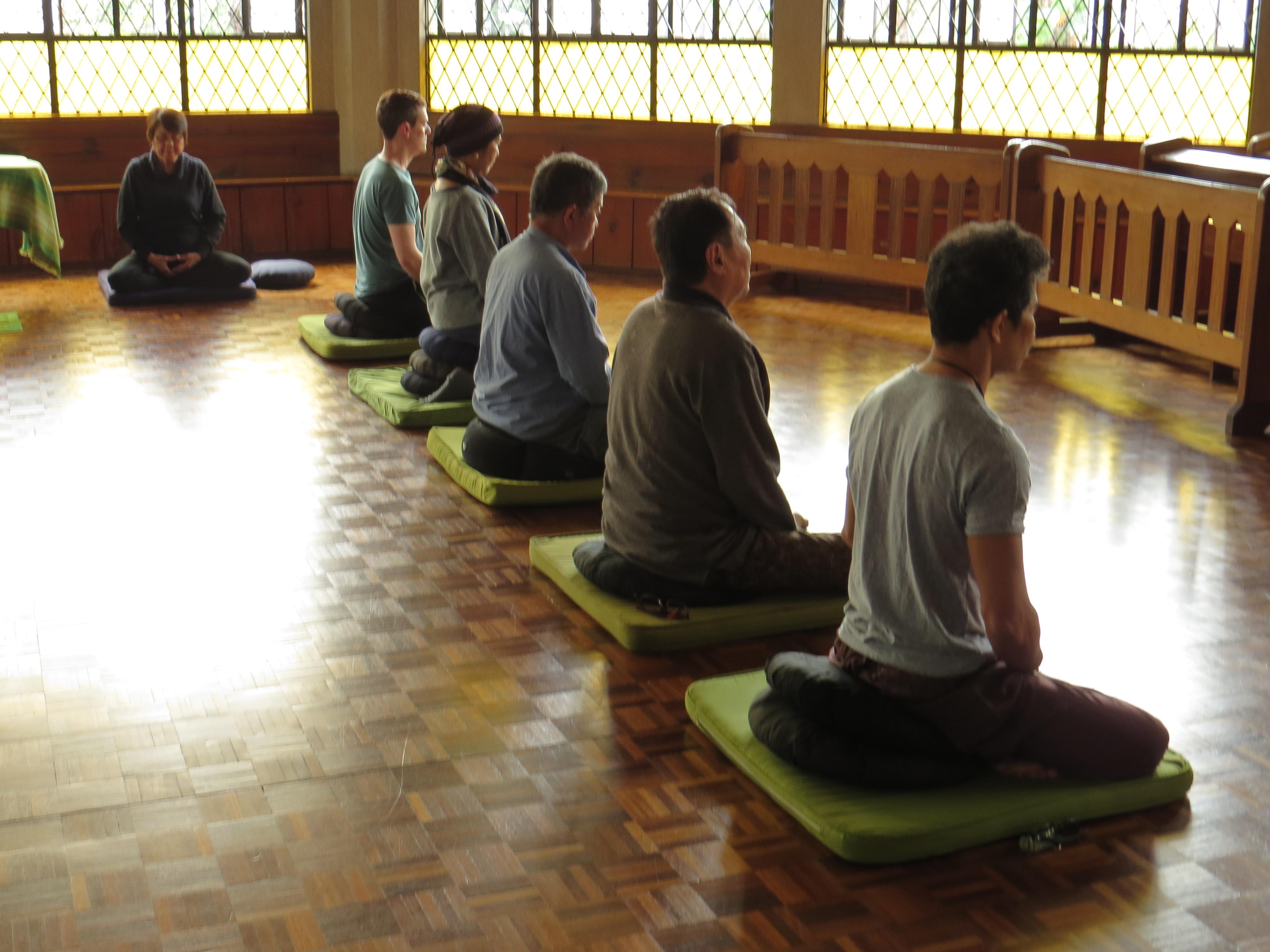 zen walking meditation instructions