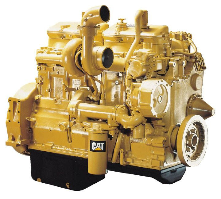 caterpillar 3406c generator manual pdf
