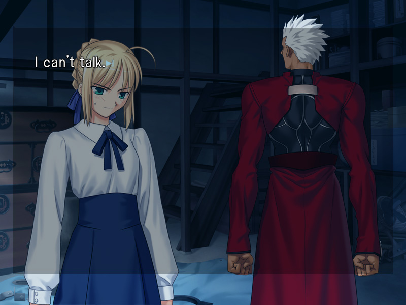 Fate stay night vn guide