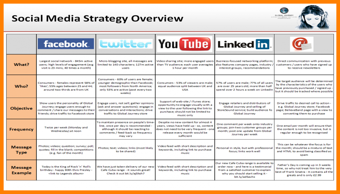 Social media political campaign strategy pdf