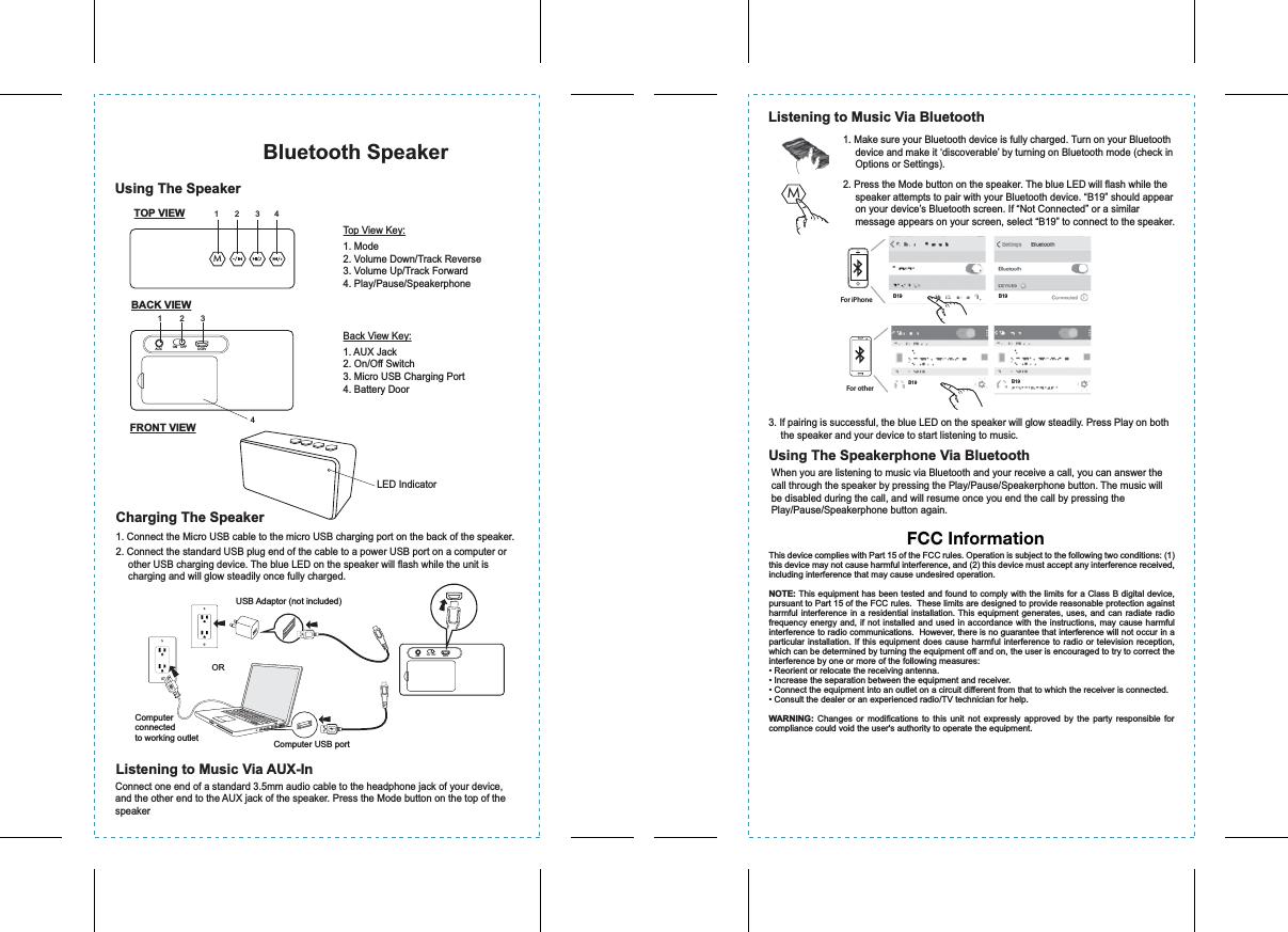 bluetooth multipoint speakerphone manual pdf