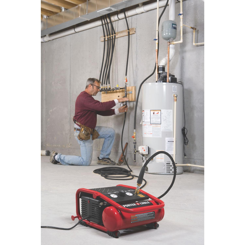 Porter cable 6 gallon air compressor manual