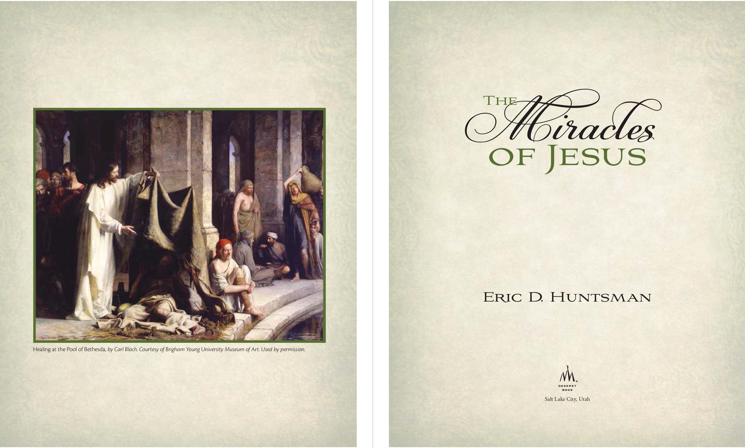 The miracles of jesus christ pdf