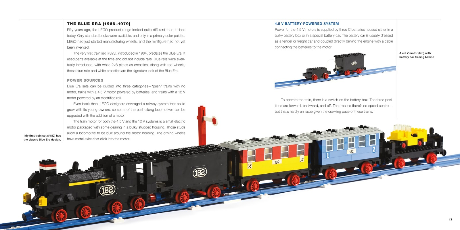 holger matthus lego train instructions