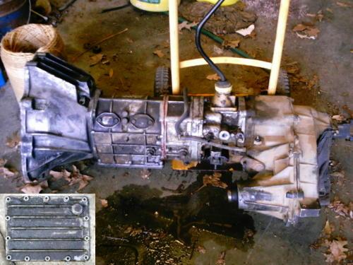 ford ranger 5.0 swap manual transmission