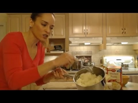 instant mashed potatoes instructions betty crocker
