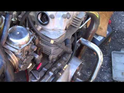 Dvx400 2007 valve clearence guide