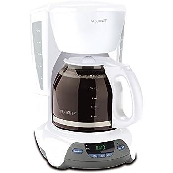 mr coffee 12 cup manual
