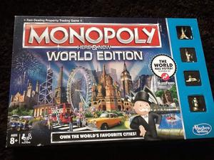 monopoly world cup france 98 edition instructions