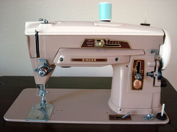 singer sewing machine attachments manual