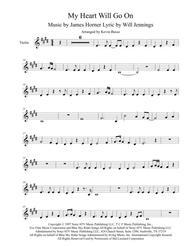 Violin notes for titanic pdf