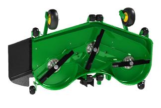 john deere 1445 mower deck manual