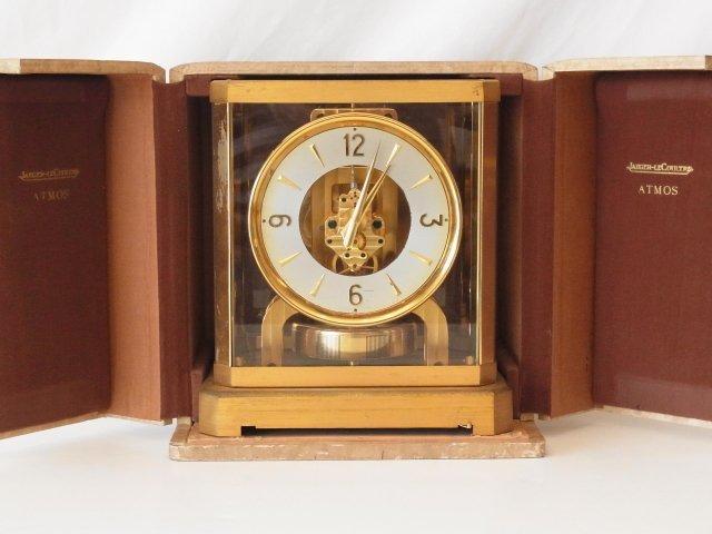lecoultre clock repair instructions