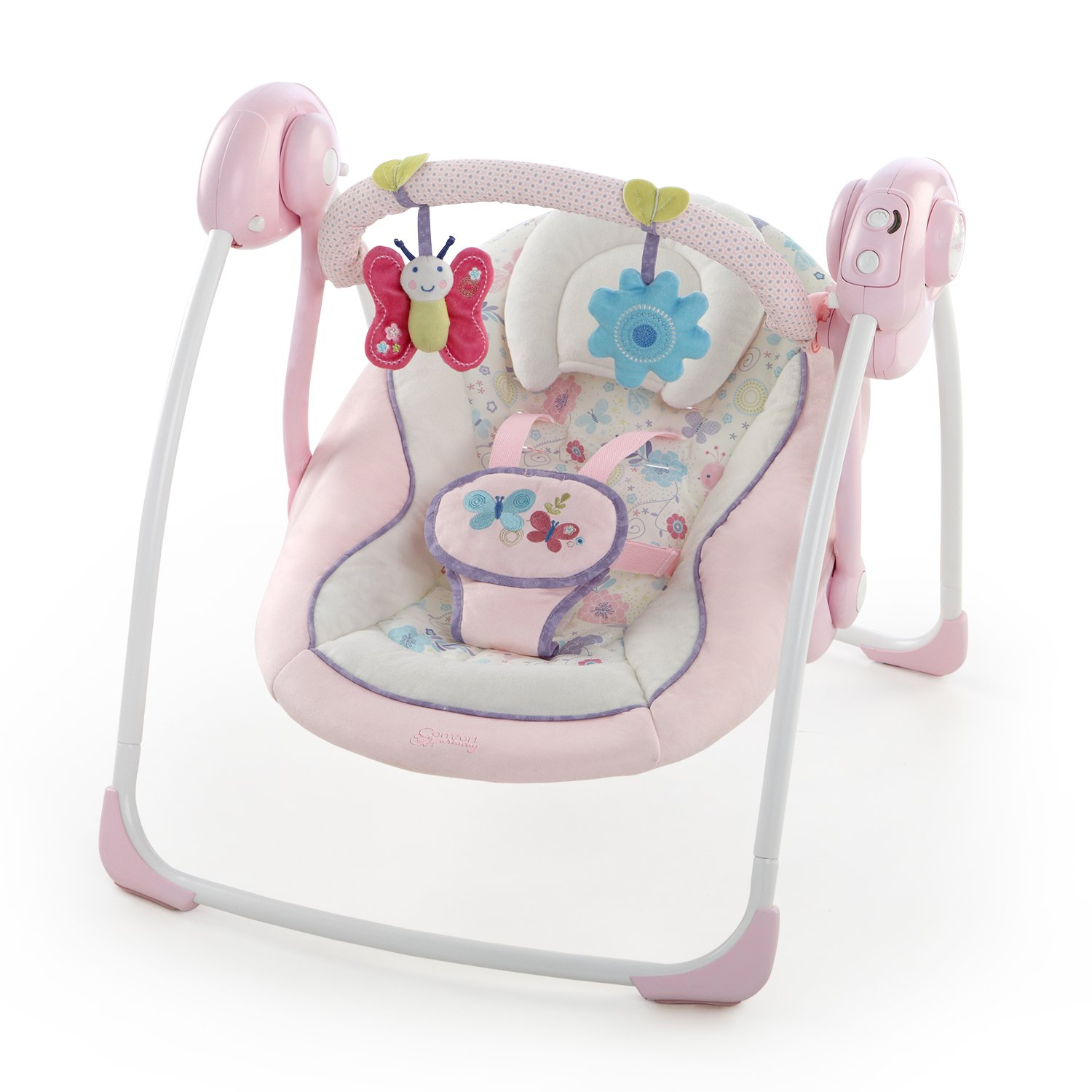 Bright starts comfort and harmony swing instructions