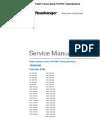 Eaton road ranger service manual