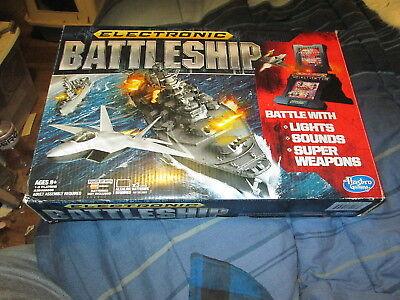 Hasbro electronic battleship a3846 instructions