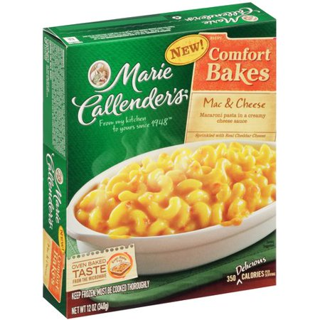 marie callender mac and cheese instructions