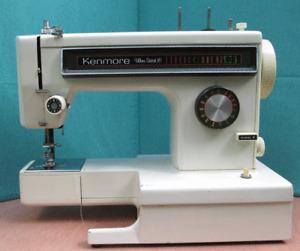 kenmore 30 sewing machine manual