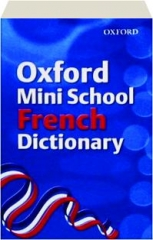 Oxford french mini dictionary 4th