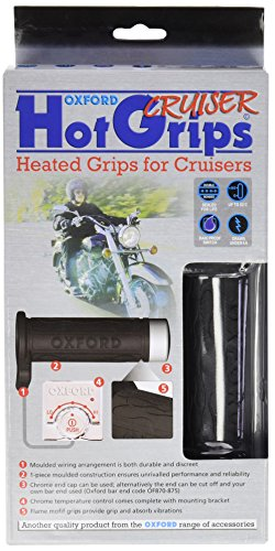 oxford intelligent heated grips manual