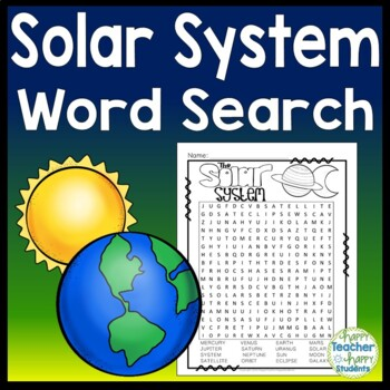 All about solar system pdf