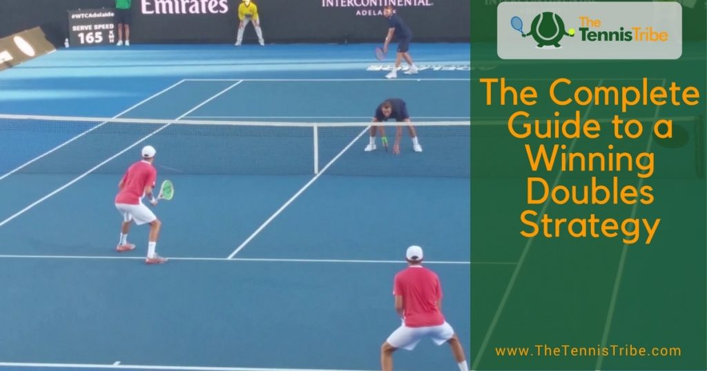 Tennis tactics singles strategy guide
