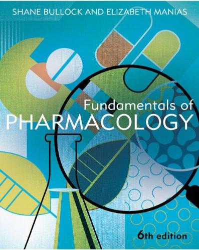 Fundamentals of pharmacology bullock pdf