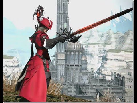 Ff14 how to get red mage armour sets