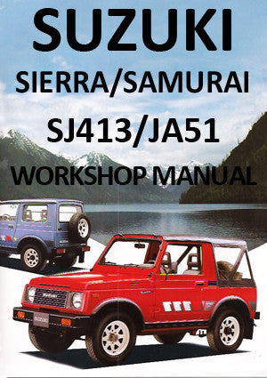 suzuki jimny manual download free
