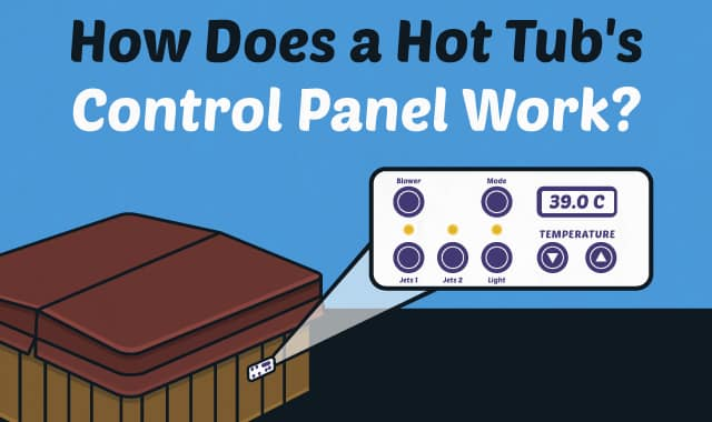 hot tub control panel instructions
