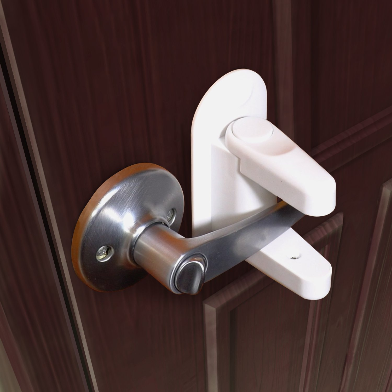 safety first lever handle lock instructions