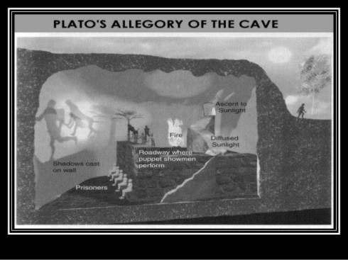 Allegory of the cave pdf high school