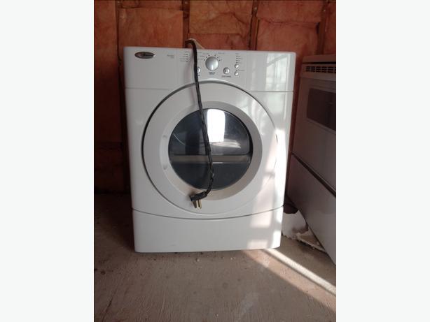 Amana tandem 7300 dryer manual