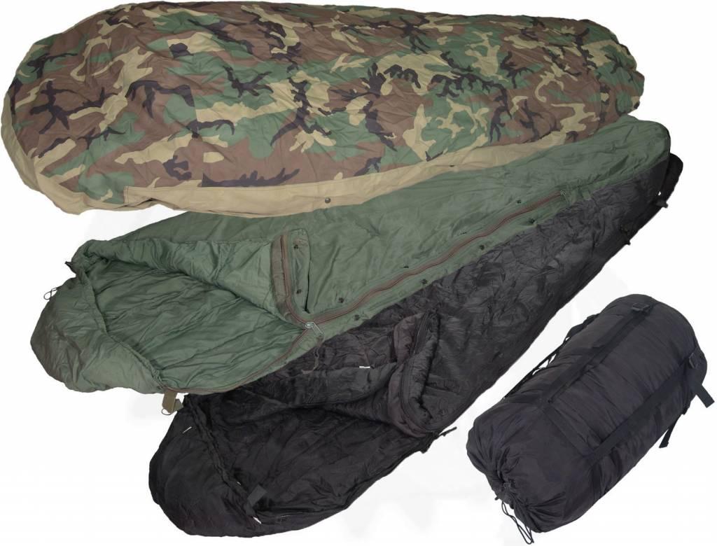 army sleep system instructions