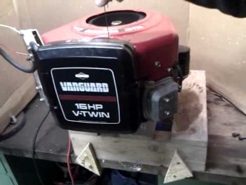 Briggs and stratton vanguard 14 hp v twin manual