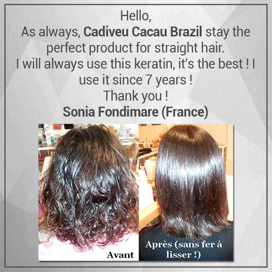 Cadiveu keratin treatment instructions