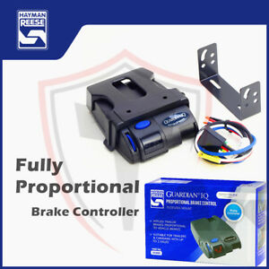 Hayman reese electric brake controller manual
