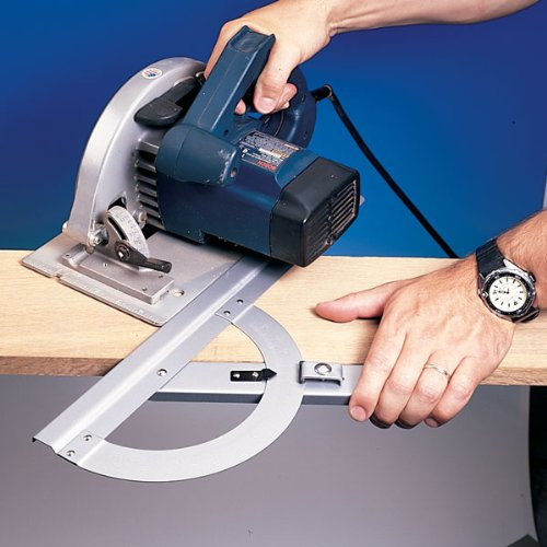 Circular saw square cut guide