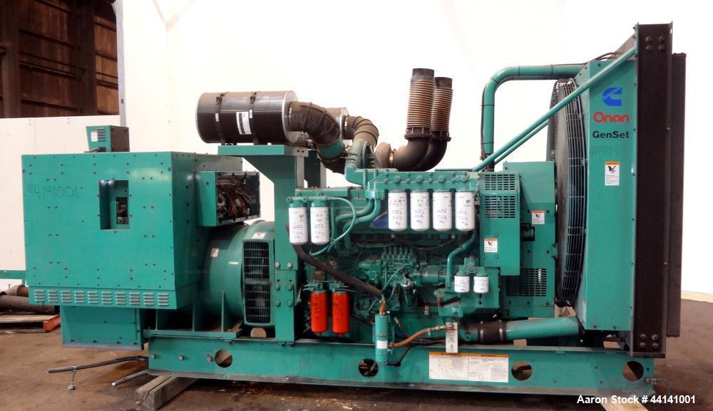 Cummins Diesel Generator Installation Manual