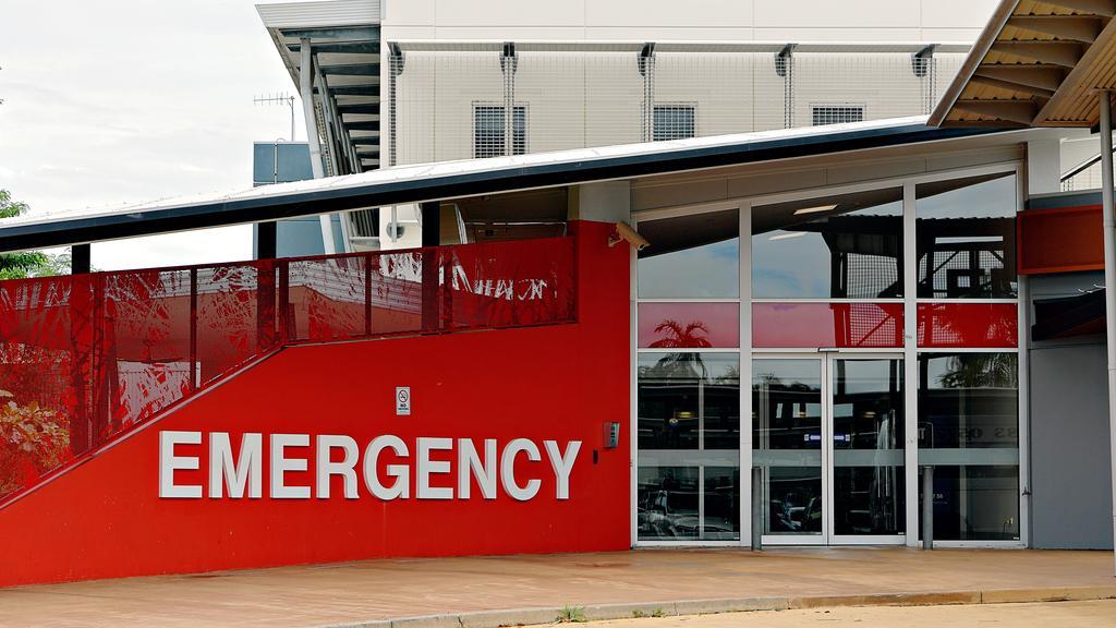 Darwin hospital emergency prepared pdf
