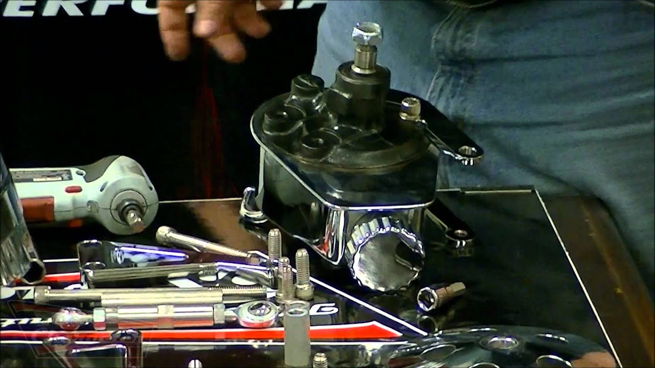 instructions pour power clean power steering