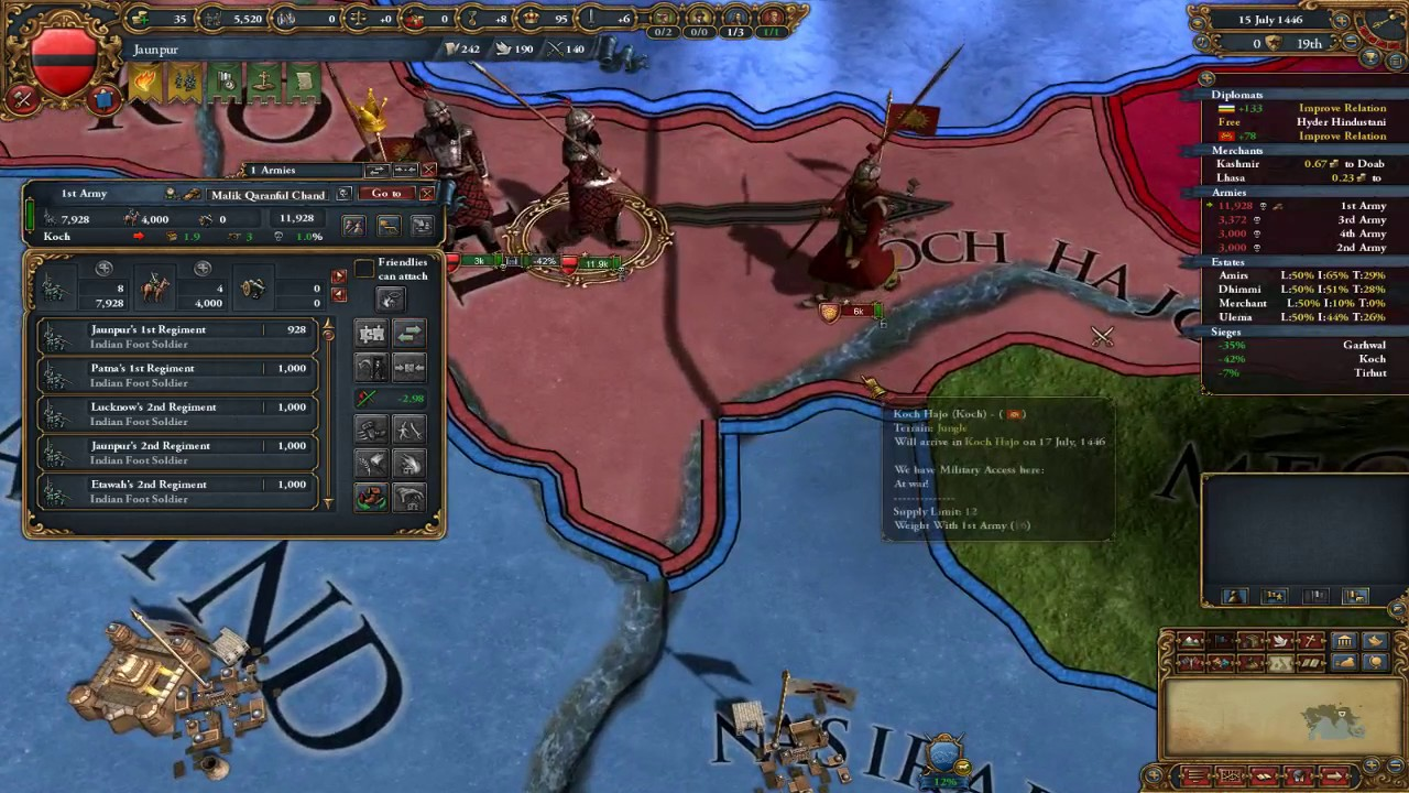 Eu4 how to set focuses