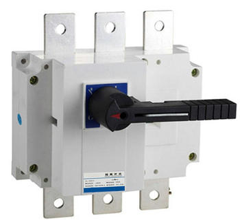 3 phase manual changeover switch