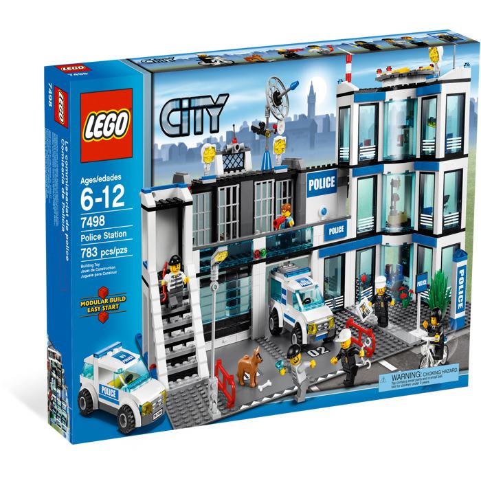 lego set 7498 instructions